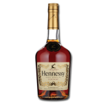 Hennessy Cognac supplied by JetMenus private jet caterers Ireland