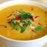 malaysian chicken soup