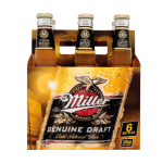 Miller Genuine Draft beer available on all private jets catered by JetMenus Ireland