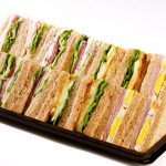 sandwiches corporate jet in-flight catering cork airport